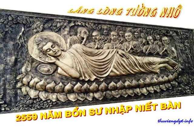 Kỷ niệm ngày Vía Đức Phật Thích Ca nhập diệt – PL.2559