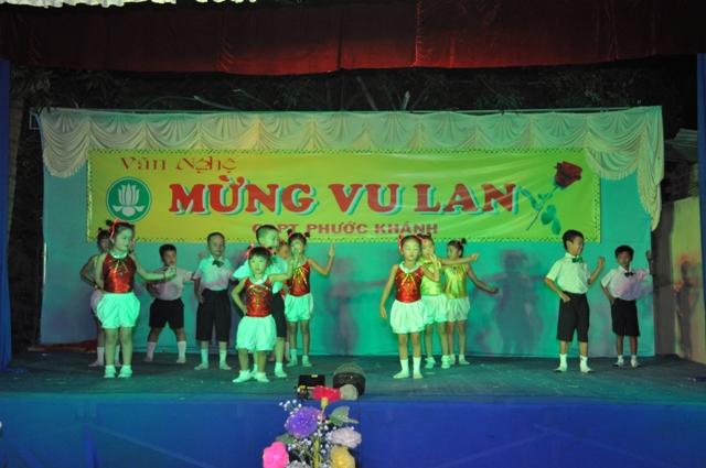 Hình ảnh: Văn nghệ cúng dường đại lễ Vu Lan – GĐPT Phước Khánh