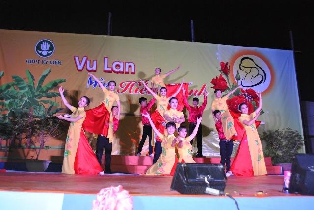 Hình ảnh văn nghệ Vu Lan PL.2559 – GĐPT Kỳ Viên