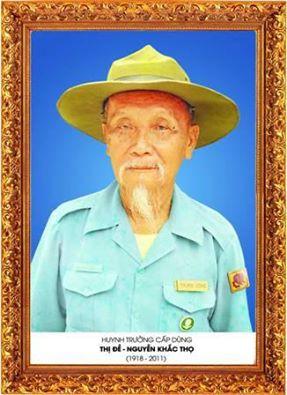 Tưởng niệm HTr cấp Dũng Thị Đề Nguyễn Khắc Thọ