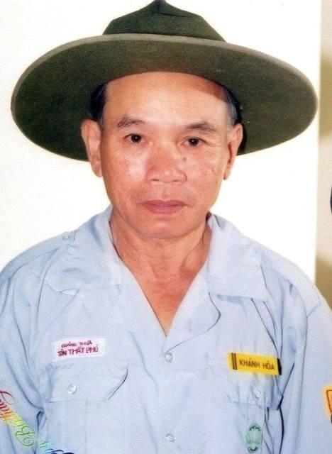 Tưởng nhớ cố HTr cấp Dũng Quảng Thừa – Tôn Thất Phú.