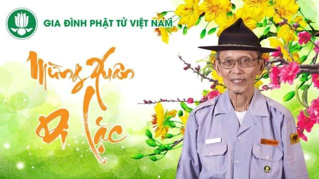 Thư chúc tết của anh Trưởng ban BHD Trung ương GĐPT Việt Nam