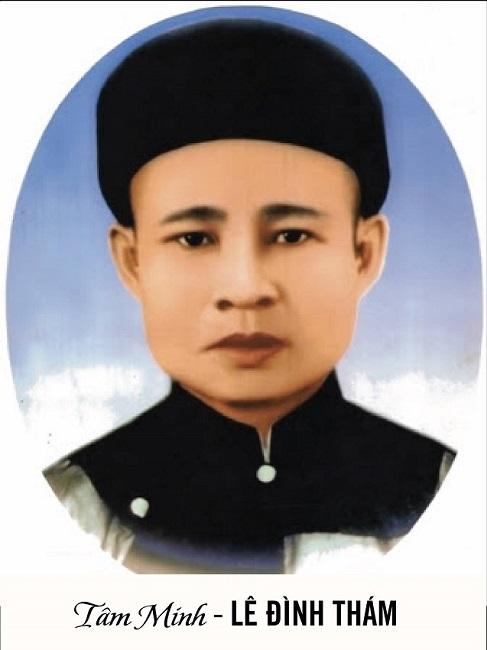 Nhân húy nhật bác Tâm Minh-Lê Đình Thám, suy ngẫm về câu nói bất hủ của người