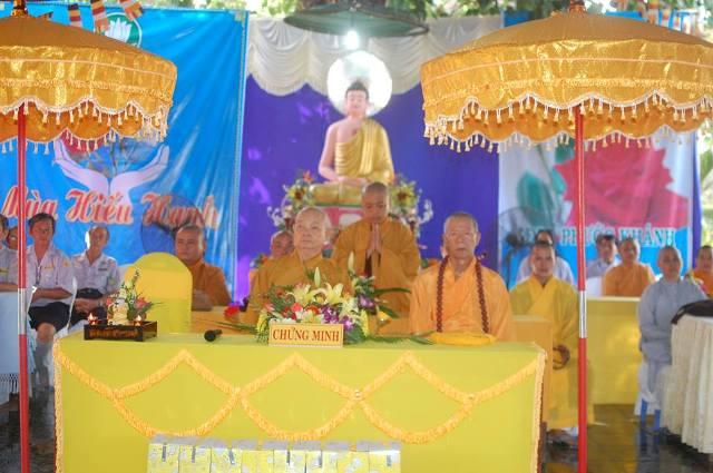 GĐPT Phước Khánh mừng Hội Vu Lan