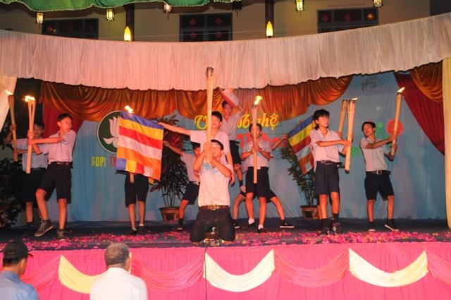 GĐPT Thanh Sơn: Văn nghệ mừng Vu Lan