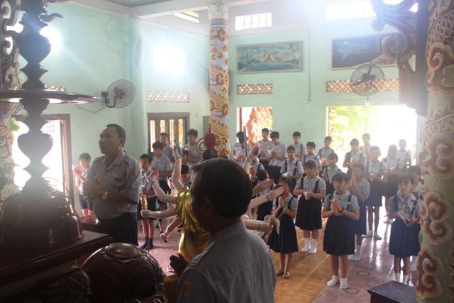 Các Đơn vị GĐPT cử hành lễ tưởng niệm Ôn Thượng Thủ Hội đồng Tăng Già Bản Thệ.