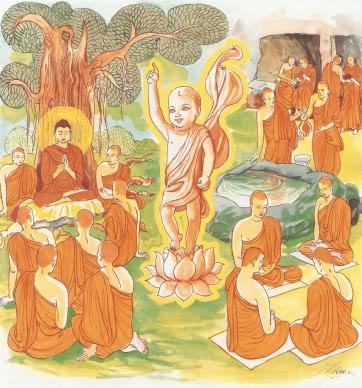 Kính Mừng Đại Lễ Phật Đản PL.2562 – 2018
