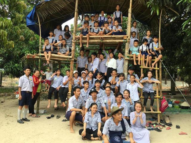 GĐPT Thạnh Nhuận: Trại mừng Vu Lan PL.2562