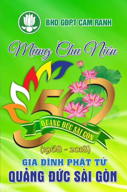 Chúc mừng Chu niên lần thứ 50 – GĐPT Quảng Đức Sài Gòn