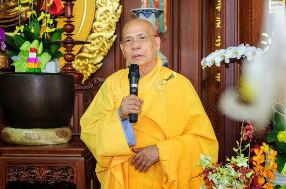 """Pháp thoại: Tinh thần """"Dấn thân"""" trong Phật giáo"""
