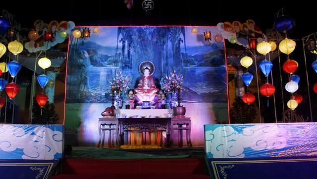 Lễ kỷ niệm ngày Phật Thích Ca thành đạo – PL.2562