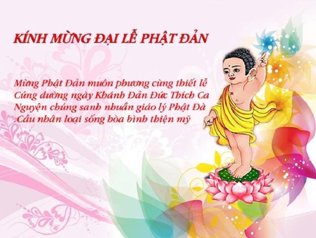 Cảm niệm và ý nghĩa cúng dường Phật Đản