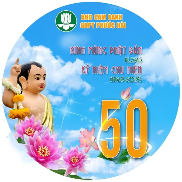 GĐPT Phước Hải kỷ niệm Chu niên lần thứ 50
