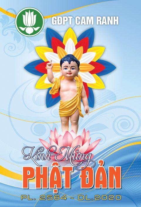 GĐPT TỪ ÂN chúc mừng Phật đản PL.2564